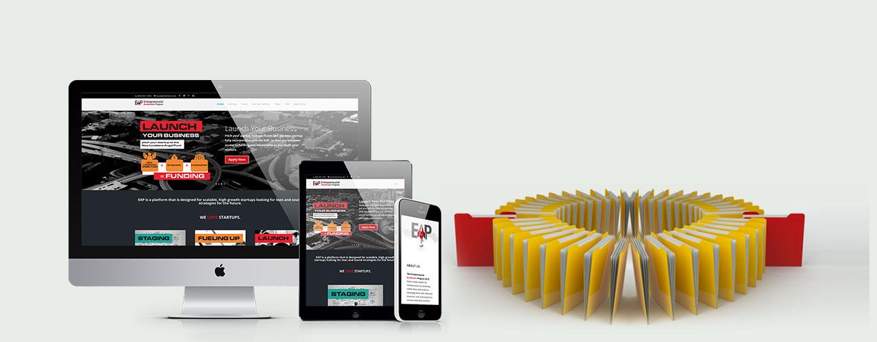 Website Design Port Folio