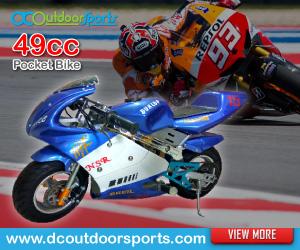 DC Outdoor Sports - 49cc Mini Pocket Bike, Scrambler, Dirt Bike, ATV For Sale Malaysia