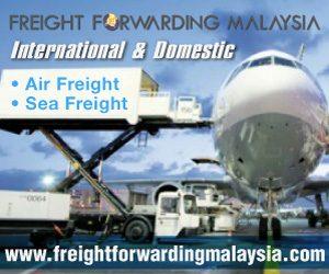 Freight Forwarding Malaysia Freight Forwarder