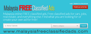 Malaysia Free Classified Ads - Online Classified Advertisement Posting Website Portal