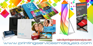 Printing Services Malaysia - Offset Print Service Company